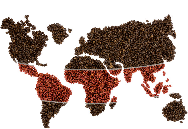 Global coffee selection