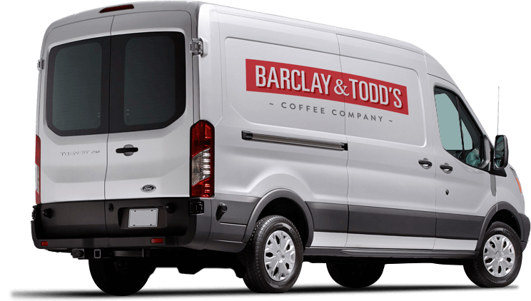 Barclay & Todd's - delivery truck
